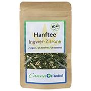 Cannabidiolhaltiger Tee - Angebot in der Tüte bestellbar