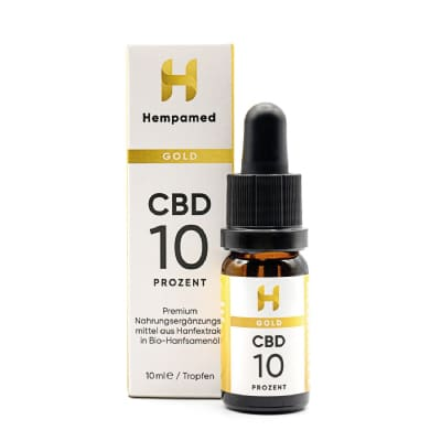 Hempamed Gold CBD-Öl