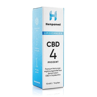 Hempamed liposomales CBD-Öl mit 4%