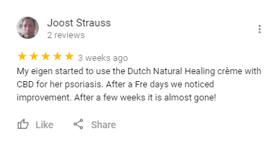 zweiter Erfahrungs Dutch Natural Healing