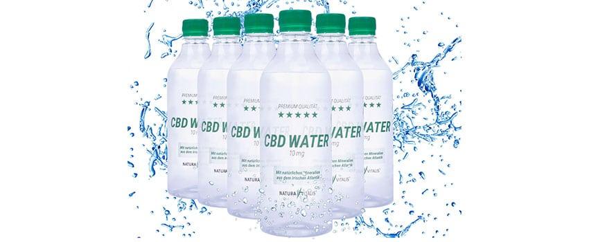 Natura Vitalis CBD Wasser