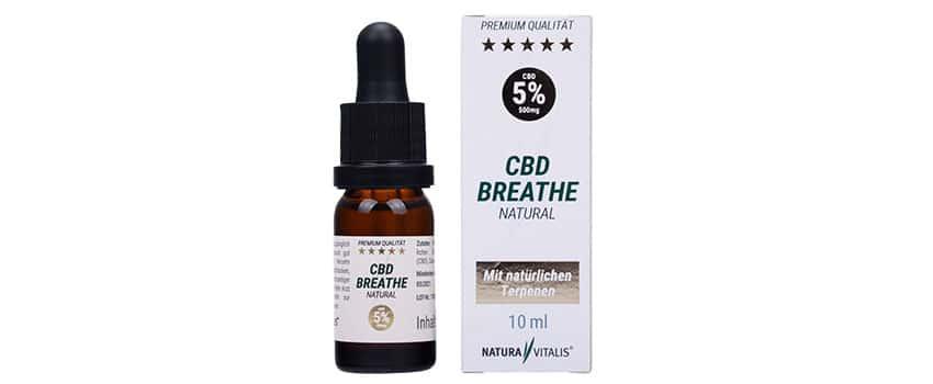 CBD Liquid Breathe